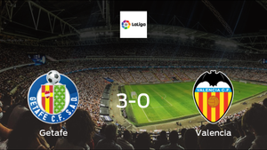 Getafe on fire, scoring 3 without reply at The Coliseum Alfonso Perez