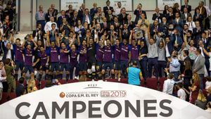 El Barça ganó la pasada Copa del Rey en Ciudad Real