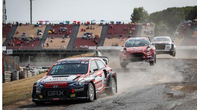 El espectáculo del Rallycross volvió al Circuit de Barcelona