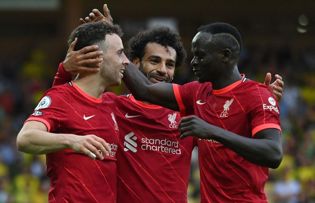 Volvió el Liverpool más eficaz y vertical en ataque