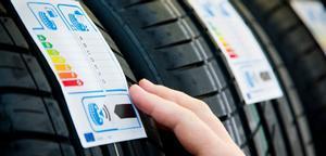 Así será el nuevo etiquetado de neumáticos a partir del 1 de mayo de 2021