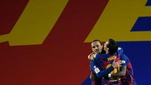 El Barça cumple ante el Leganés y sigue líder