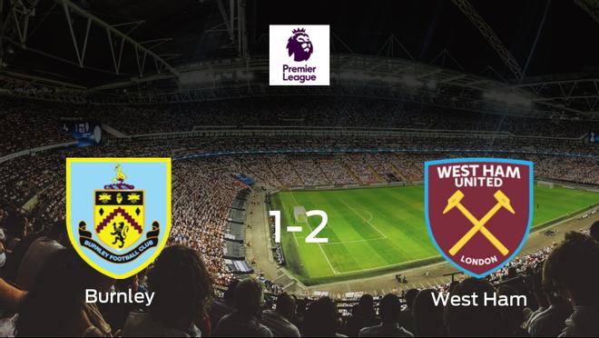 El West Ham se impone al Burnley y consigue los tres puntos (1-2)