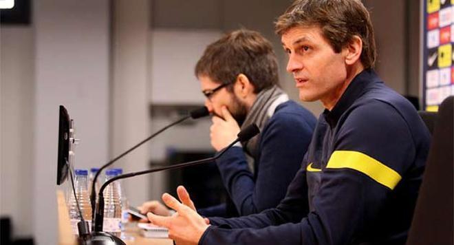 El Barça de Tito volverá a medirse al Málaga este miércoles, esta vez en la Copa