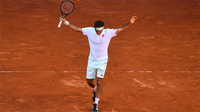 Federer sigue sumando en Madrid