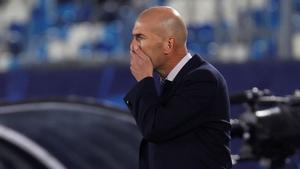 Zidane lleva meses sin hablar con algunos de sus jugadores