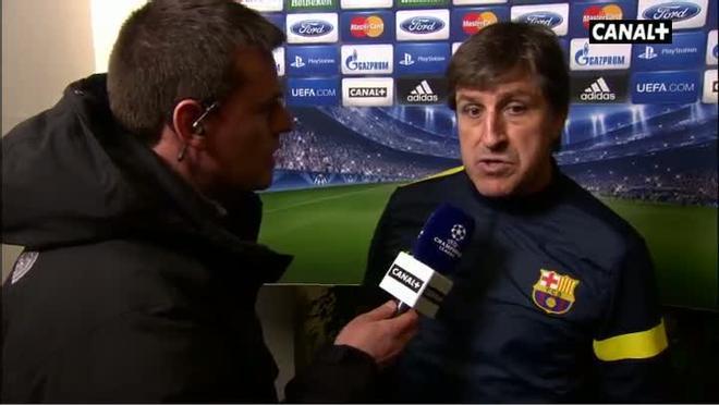 Roura pide a la afición que confíe en este Barça