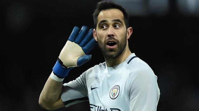 El Barça pagó 12 millones por Bravo y lo vendió por 18 al Manchester City