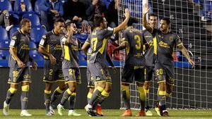 LACOPA   Deportivo - UD Las Palmas (1-4)
