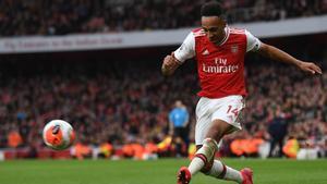 Aubameyang aún no tiene una propuesta clara del Arsenal para renovar