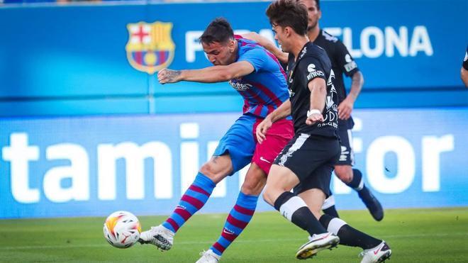 FC Barcelona: Las opciones de salida de Rey Manaj