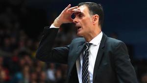Georgios Bartzokas ha sido destituido como técnico del Khimki