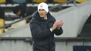 Zidane: No voy a dimitir