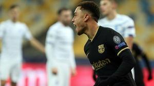 Dest se estrenó con un golazo en Champions que abrió el marcador contra el Dynamo