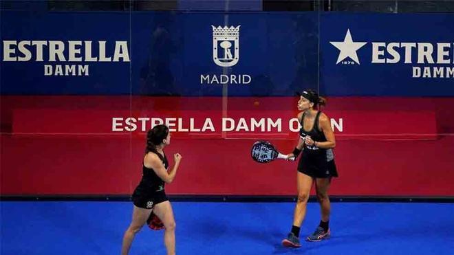 La pareja Marrero - Josemaría quedaron eliminadas en Madrid