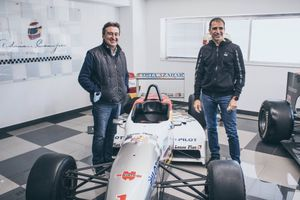 Adrián Campos y Marc Gené