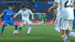Brahim se lució ante Zidane con dos grandes jugadas
