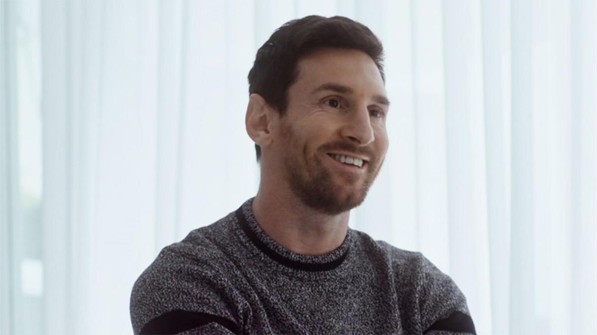 Messi, entrevistado por Jordi Évole en laSexta