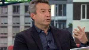 César Carballo y su ataque a Fernando Simón: Es el gran negacionista de este país