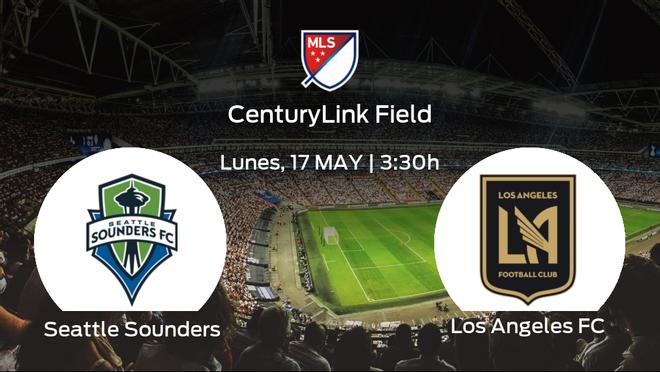 Previa del encuentro de la jornada 8: Seattle Sounders contra Los Angeles FC