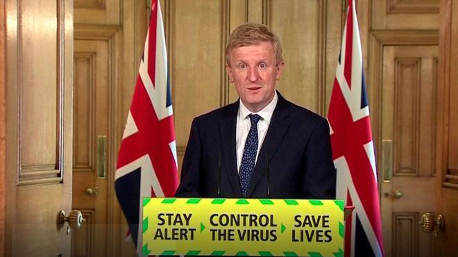 El Gobierno británico autoriza la reanudación de competiciones deportivas