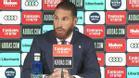 Sergio Ramos: El problema no era económico, era de tranquilidad para mí y mi familia