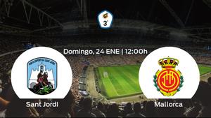 Previa del partido: el PE Sant Jordi recibe al Mallorca B en la decimotercera jornada