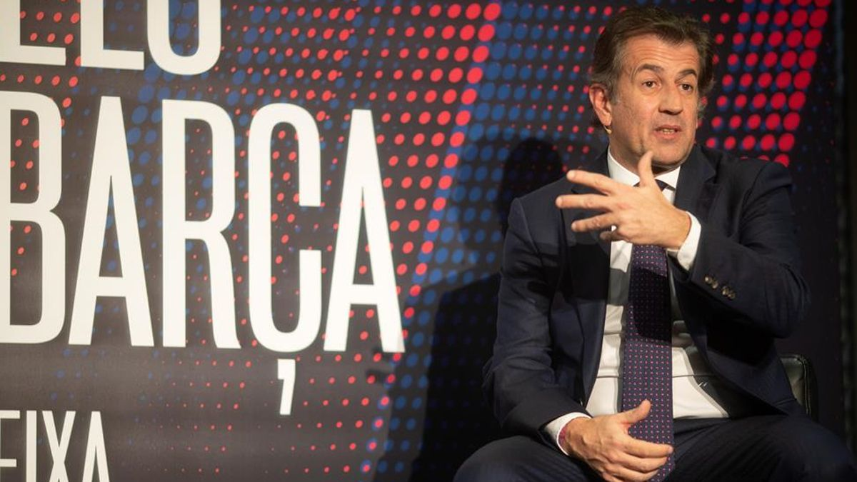 Freixa: El Barcelona saldrá de esta situación antes que los competidores