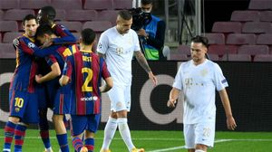 La magia de Europa: Pedri debutó como goleador