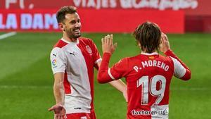 Pablo Moreno anotó el gol de la victoria