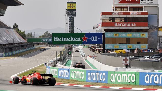 Habrá público en el GP de España, aunque solo 1000 aficionados