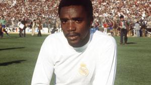 Cunningham, durante su etapa como jugador del Real Madrid