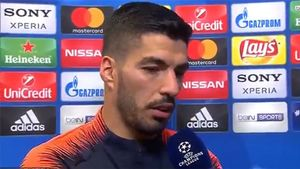 LACHAMPIONS   Las declaraciones de luis Suárez tras el partido ante la Roma