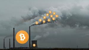 La minería de Bitcoin produce toneladas de residuos
