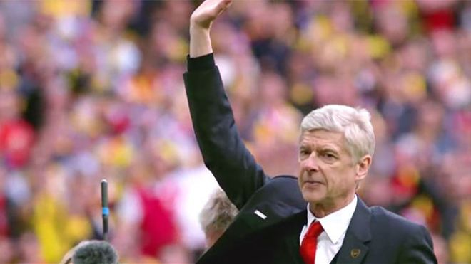 20 años de Arsène Wenger en el banquillo del Arsenal