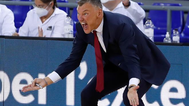 Jasikevicius, entrenador del Barça