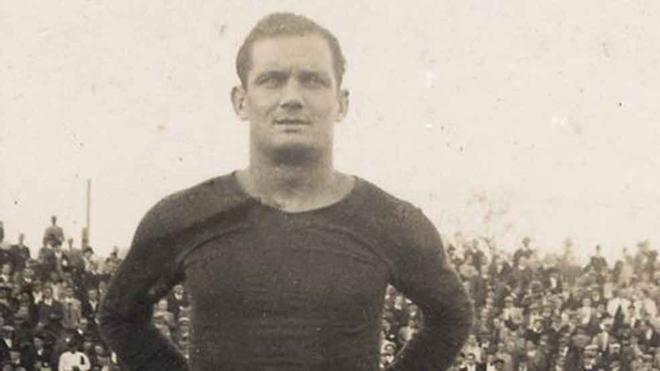 Martí Ventolrà anotó dos de los tres goles del FC Barcelona en la remontada de 1936