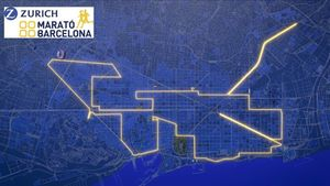 La maratón de Barcelona se disputará el 10 de marzo de 2019