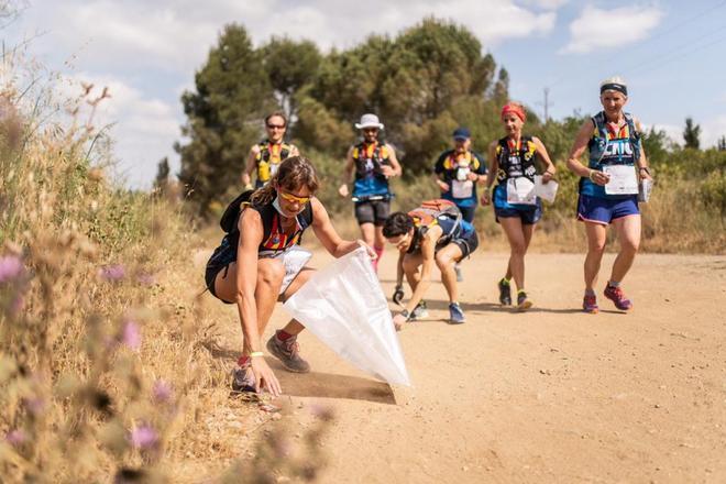 La Ultra Clean Maraton retira 1 tonelada de residuos y recauda 15.000 €