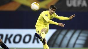 El gol de Gerard Moreno ante el Dinamo de Zagreb