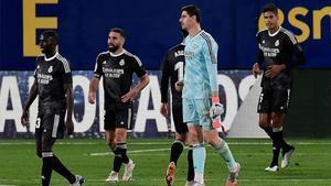 El Madrid, empate y gracias en Villarreal: el resumen del partido