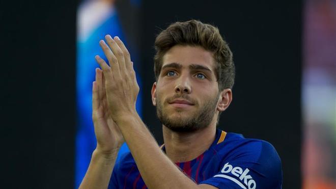Sergi Roberto quiere continuar en el FC Barcelona