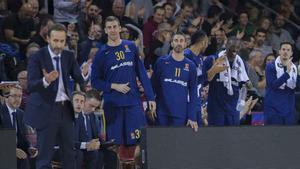 Sito Alonso y el Barça Lassa volvieron al camino de la victoria