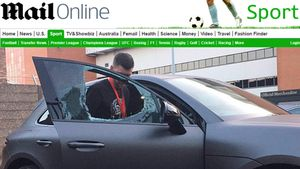 Así quedó el vehículo de Phillippe Coutinho después de la acción de un aficionado disgustado