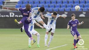 Empate en la cumbre entre Leganés y Sporting