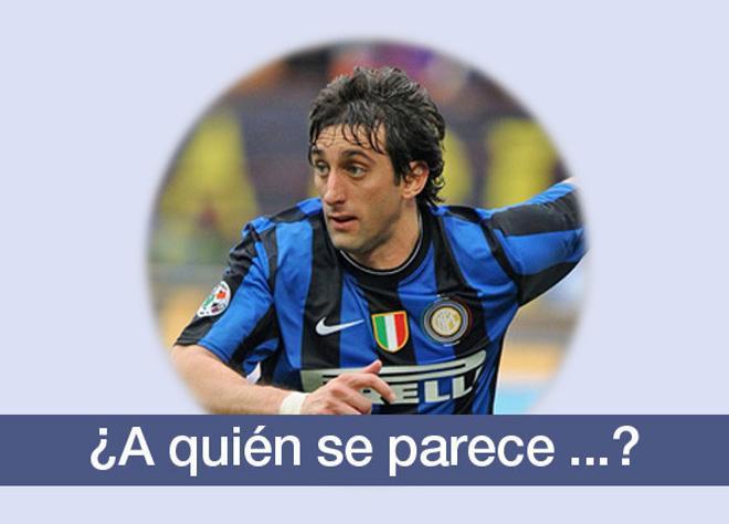 Diego Milito, jugador de fútbol