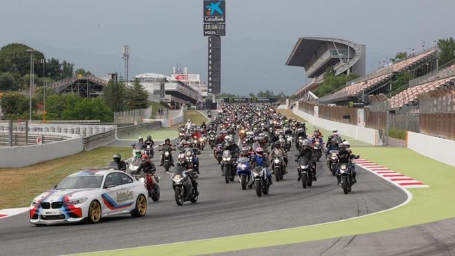 ¿Quieres dar una vuelta con tu moto al Circuit de Catalunya?