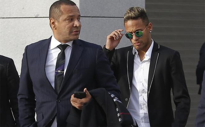 Neymar seguirá en el FC Barcelona