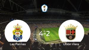 Las Palmas C vence en casa al Unión Viera por 4-2