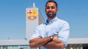 Melvyn Richardson, un fichaje de campanillas para el Barça